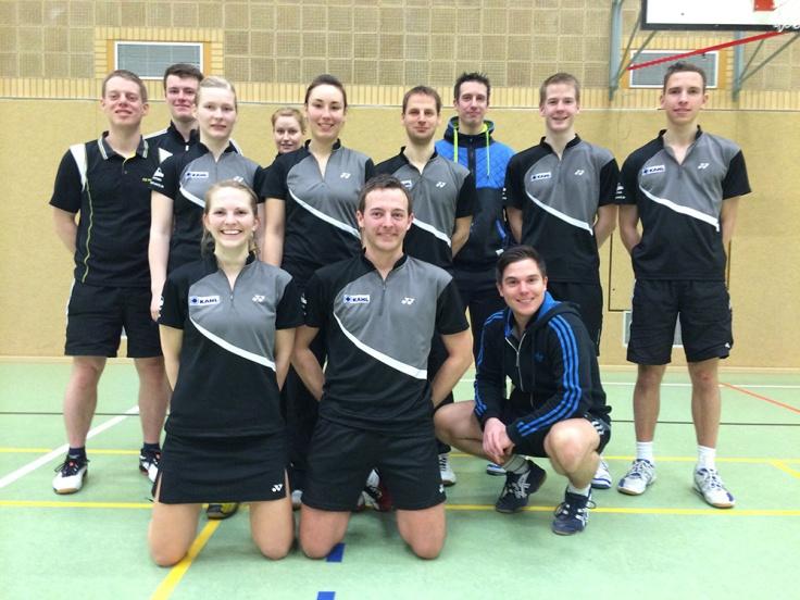 Badminton Eutin 19.01.2014
