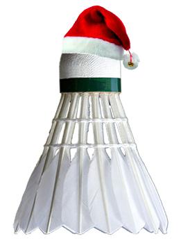 Bildergebnis für badminton weihnachten