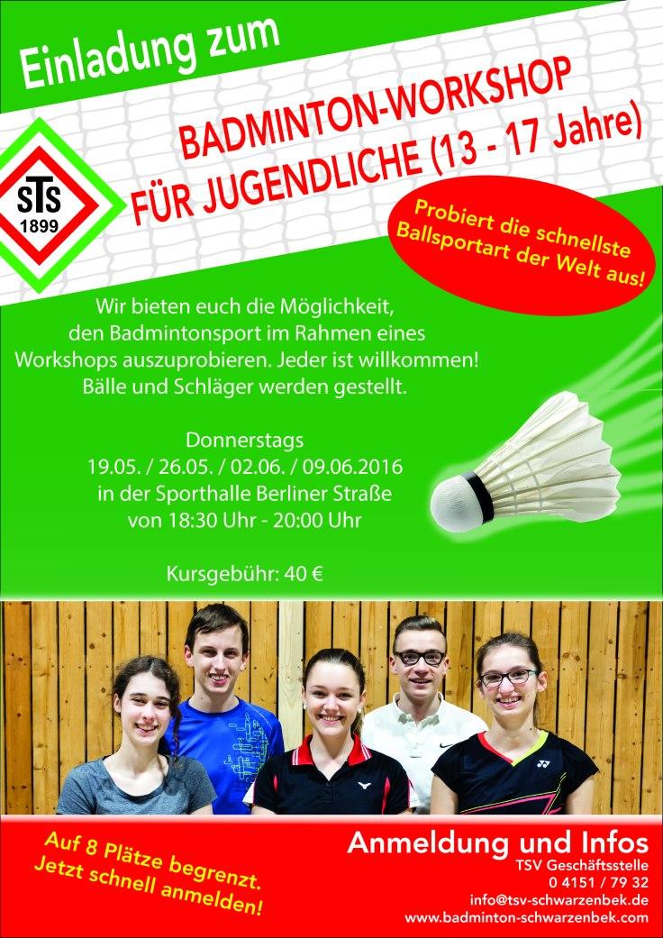 Jugendworkshop